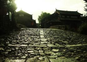 Yunnan Tea Horse Ancient Road